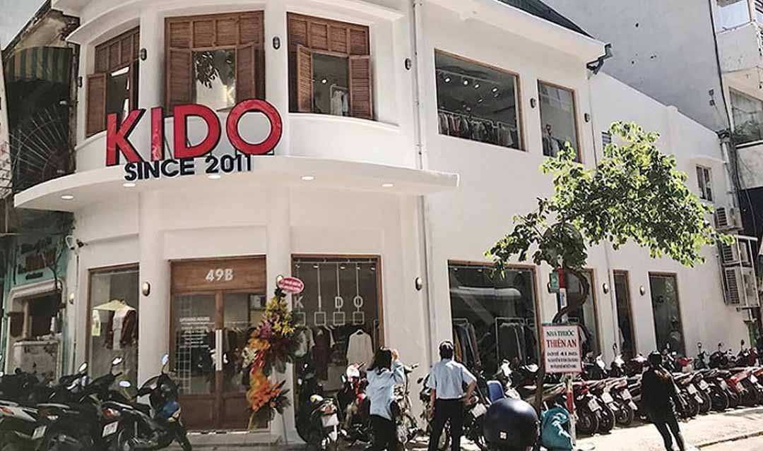 Shop Thời Trang KIDO