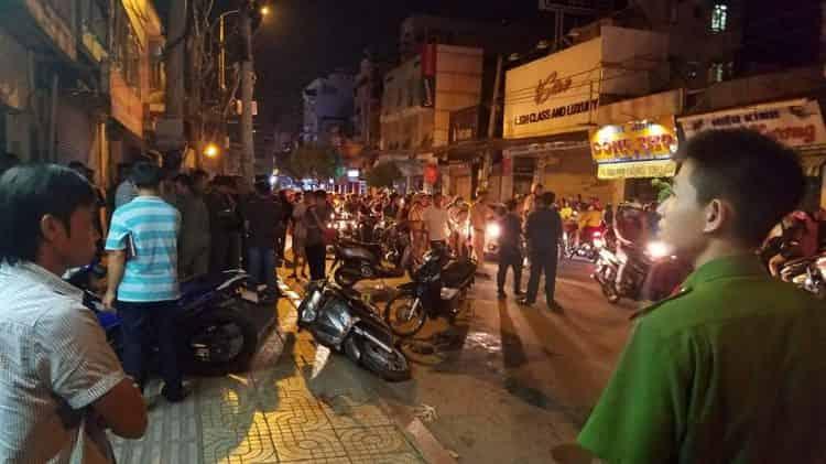 """2 """"hiệp sĩ"""" ở Sài Gòn bị đâm chết khi truy bắt nhóm trộm xe SH"""