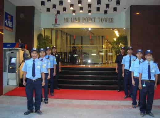 Bảo vệ Nhà hàng - Khách sạn