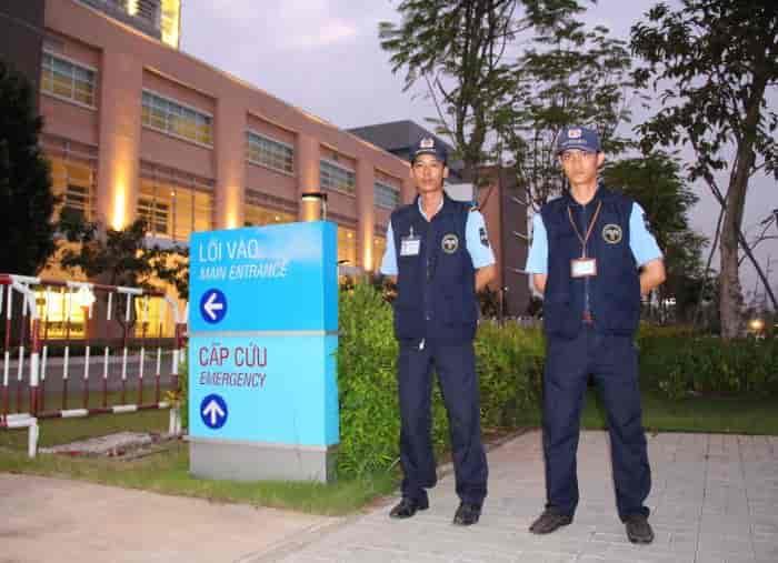 Bảo vệ phòng khám, bệnh viện