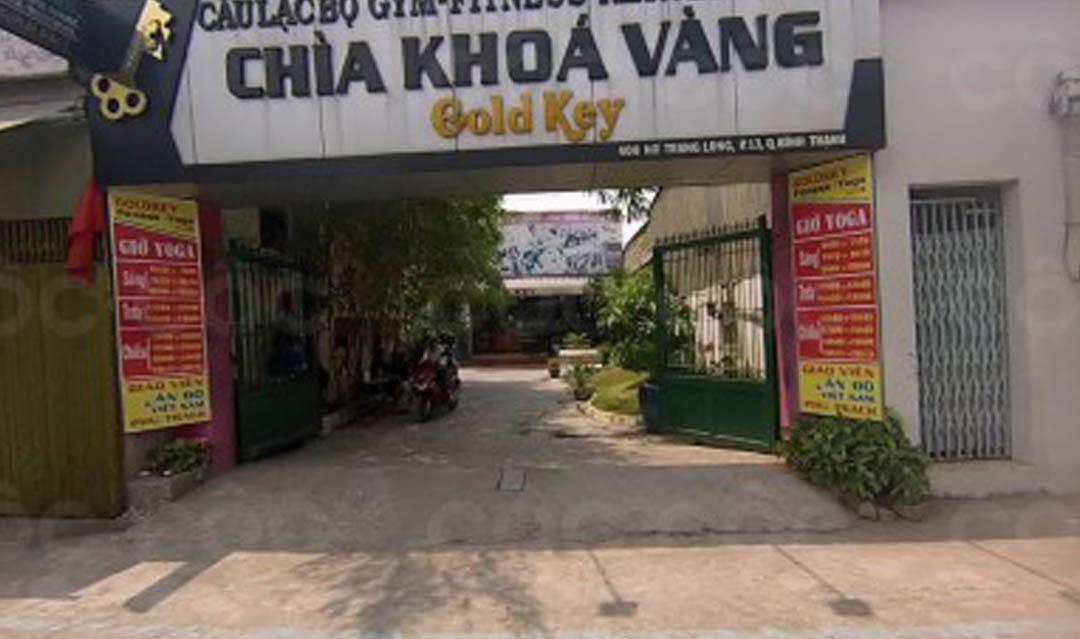 Gym Gold Key Fitness